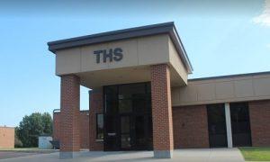 South Harrison Bulldogs at Trenton Bulldogs on Hot Country Z 101.7 @ Trenton High School   Trenton   Missouri   United States